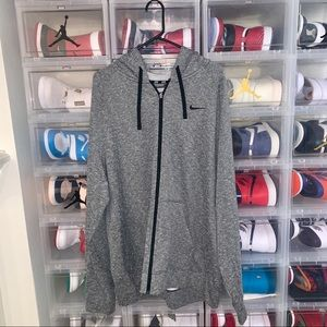 Nike Dri-Fit Zip Up Hoodie | Used (Worn 2x) | XXL